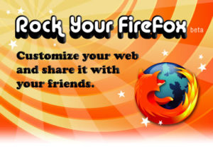 Rocking Your Firefox Just a Little Bit More