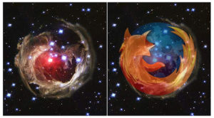 Now the Whole Firefox Crop Circle Thing Really Makes Sense